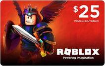 RobloxCard25$