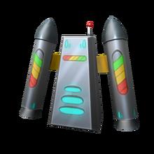 Hyperspace Jetpack