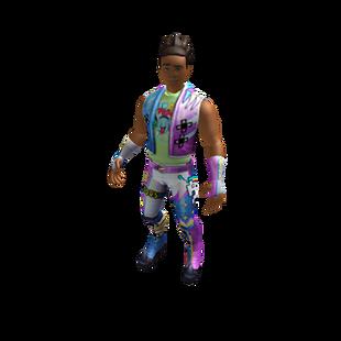 Xavier WWE