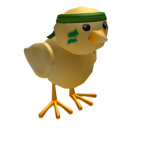 Badblox Hatchling - Hatched Egg of Duty