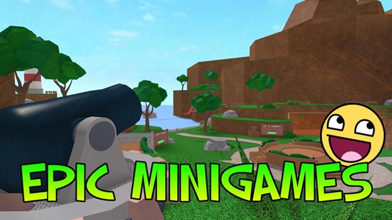 Epic Minigames Roblox Wikia Fandom