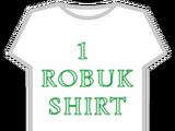1 ROBUK Shirt