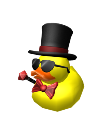 Fancy Duckie Roblox Wikia Fandom
