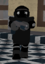 Black-Bulldozer