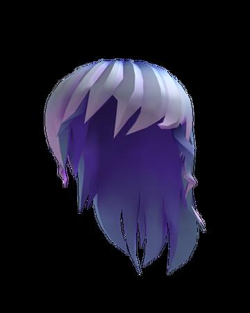 Blue Anime Girl Hair Roblox Wikia Fandom