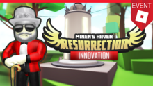 Miner's Haven 𝐑𝐄𝐙 Thumbnail