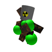 Zombie Tower Toxic Boss