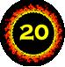 20KOBadge