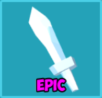 Icebreaker - Ice Sword