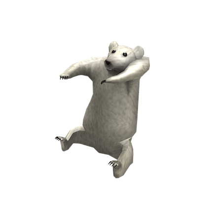 Polar Bear Shoulder Friend Roblox Wikia Fandom Powered By Wikia