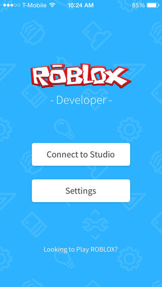 Roblox Developer Mobile App Roblox Wikia Fandom