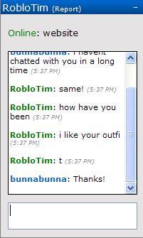 Website Chat Roblox Wikia Fandom