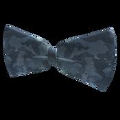 Bluesteel Bow Tie