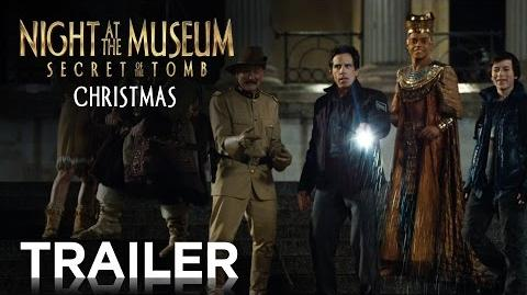 Night At the Museum Secret of the Tomb Official Final Trailer FOX Family