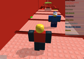 Obstacle Course Roblox Wikia Fandom