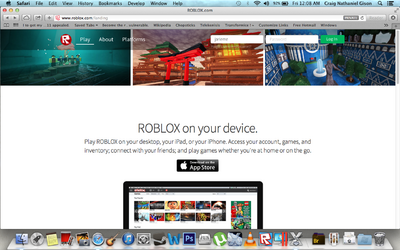 Roblox 2014 Sign Up Page I Accidentally Accessed The New Roblox Page While I Was On Private