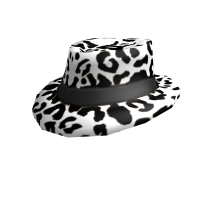 Snow Leopard Fedora Roblox Wikia Fandom Powered By Wikia