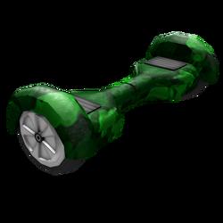 Viridian Hoverboard