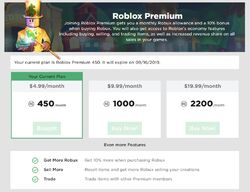 Roblox Premium Plans cropped