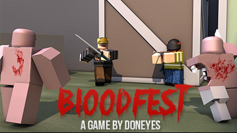 Bloodfest Roblox Wikia Fandom