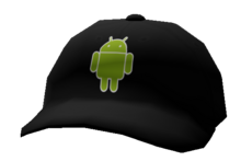 Cancelled - Android Cap (1)