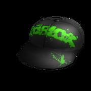 Halloween 2011 Paintball Hat