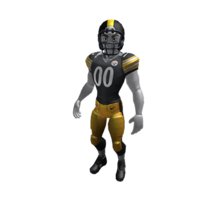 Pittsburgh Steelers Uniform