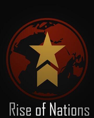 Rise Of Nations Roblox Wikia Fandom