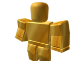 The Golden Robloxian