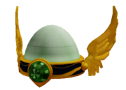 Winged Knight Cap