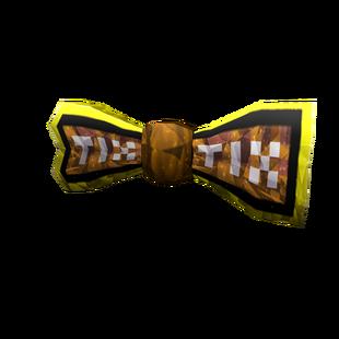 Sparkle Tix Bow Tie | Roblox Wikia | FANDOM powered by Wikia