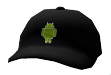 Cancelled - Android Cap (2)