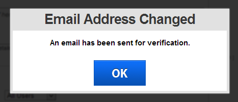 Email Sent