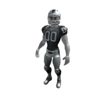 Oakland Raiders Uniform