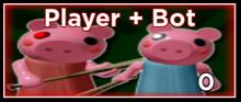 Player + bot icon