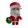 BLOXikin -32 Santa Claus