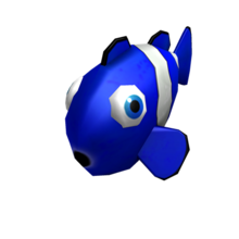 Blue Clown Fish