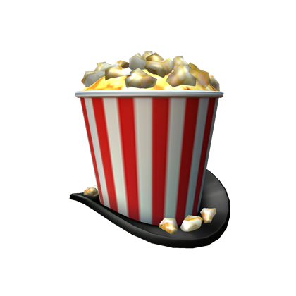 Showtime Bloxy Popcorn Hat | Roblox Wikia | FANDOM powered by Wikia