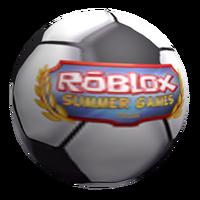 Summer Games - Soccer Ball