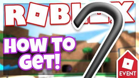 -EVENT- How to get SCROOGE MCDUCK'S CANE - Roblox Epic Minigames