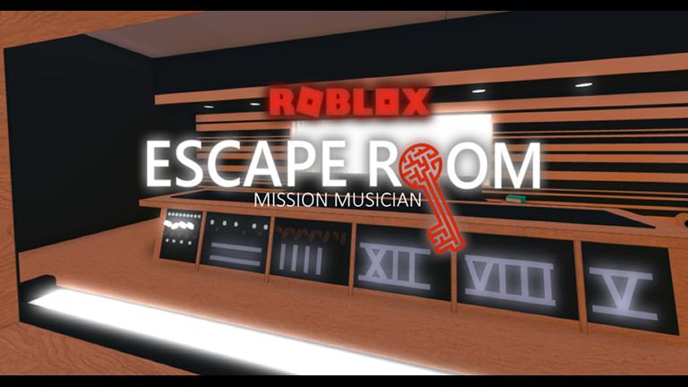Escape Room Roblox Wikia Fandom