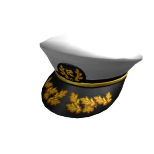 ROBLOX Naval Officer Hat | Roblox Wikia | FANDOM powered ... | 310 x 310 png 34kB