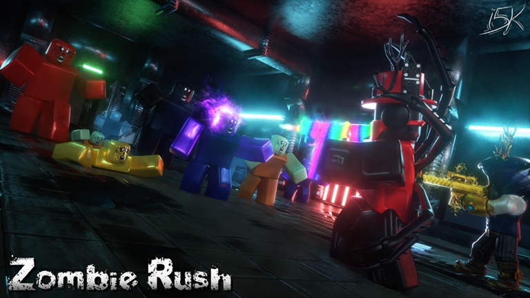 Zombie Rush | Roblox Wikia | FANDOM powered by Wikia