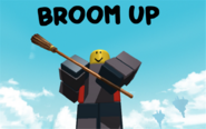 BROOM UP