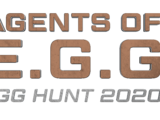 Egg Hunt 2020: Agents of E.G.G.