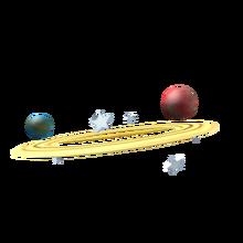 Saturn Ring Hat