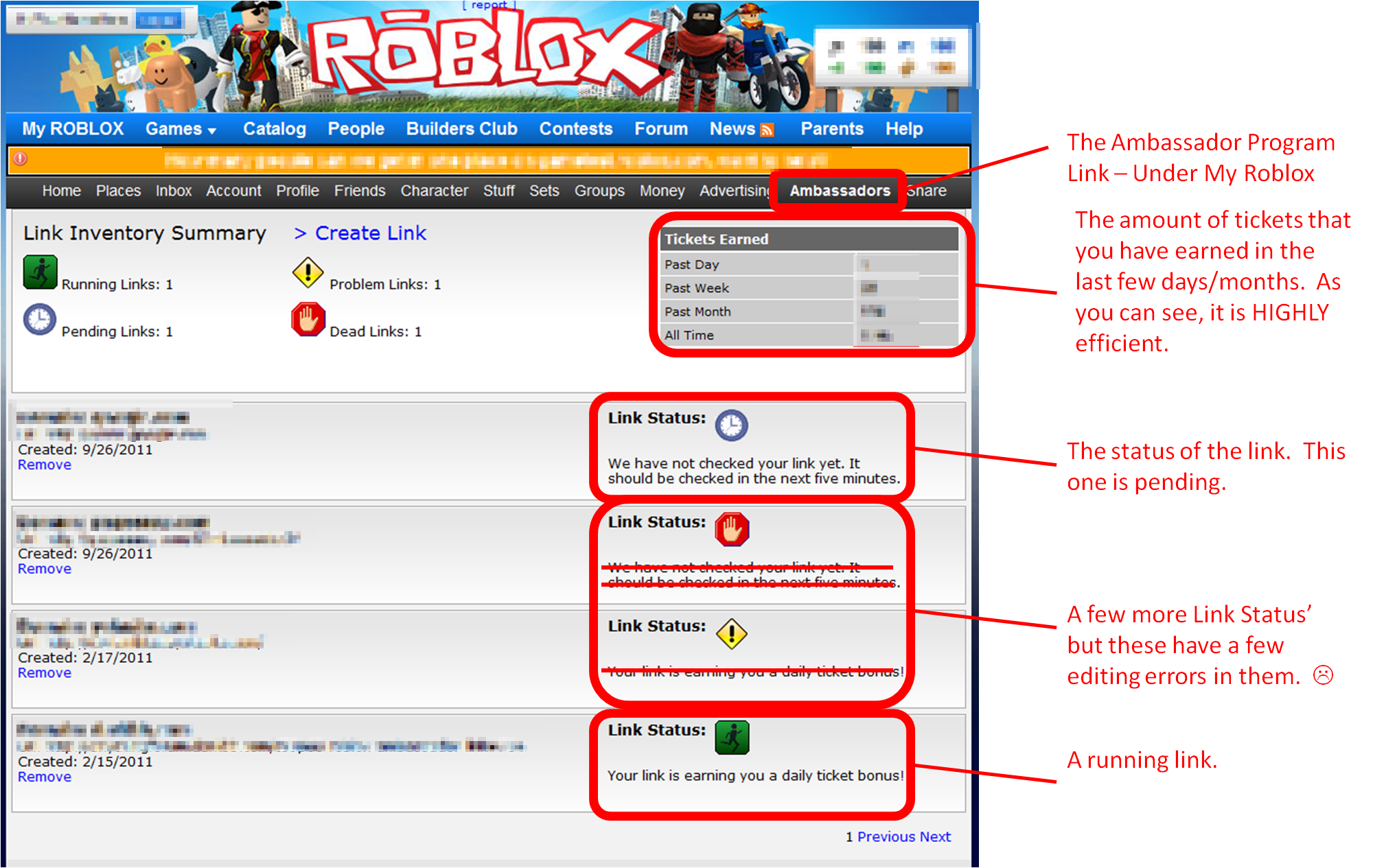 Ambassador Program Roblox Wikia Fandom Powered By Wikia - roblox ticket number