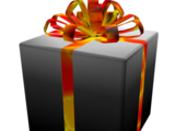 Opened Bombastic Gift of Builders Club