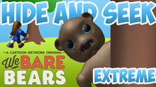 Hide and Seek Extreme We Bare Bears Thumbnail