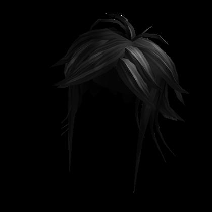 roblox hair id boy